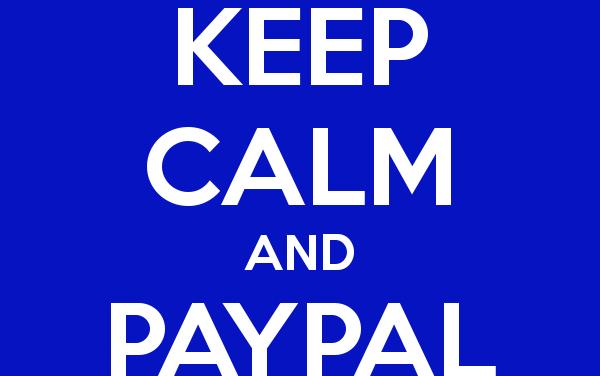 PayPal ontvangstlimiet opheffen