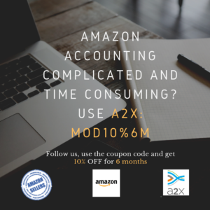 A2X accounting discount code MOD10%6M