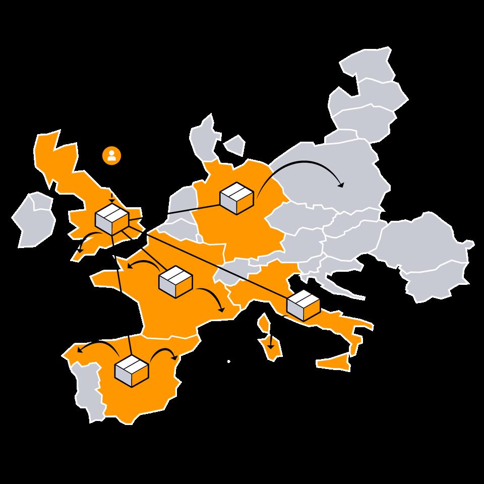 pan Europe fba