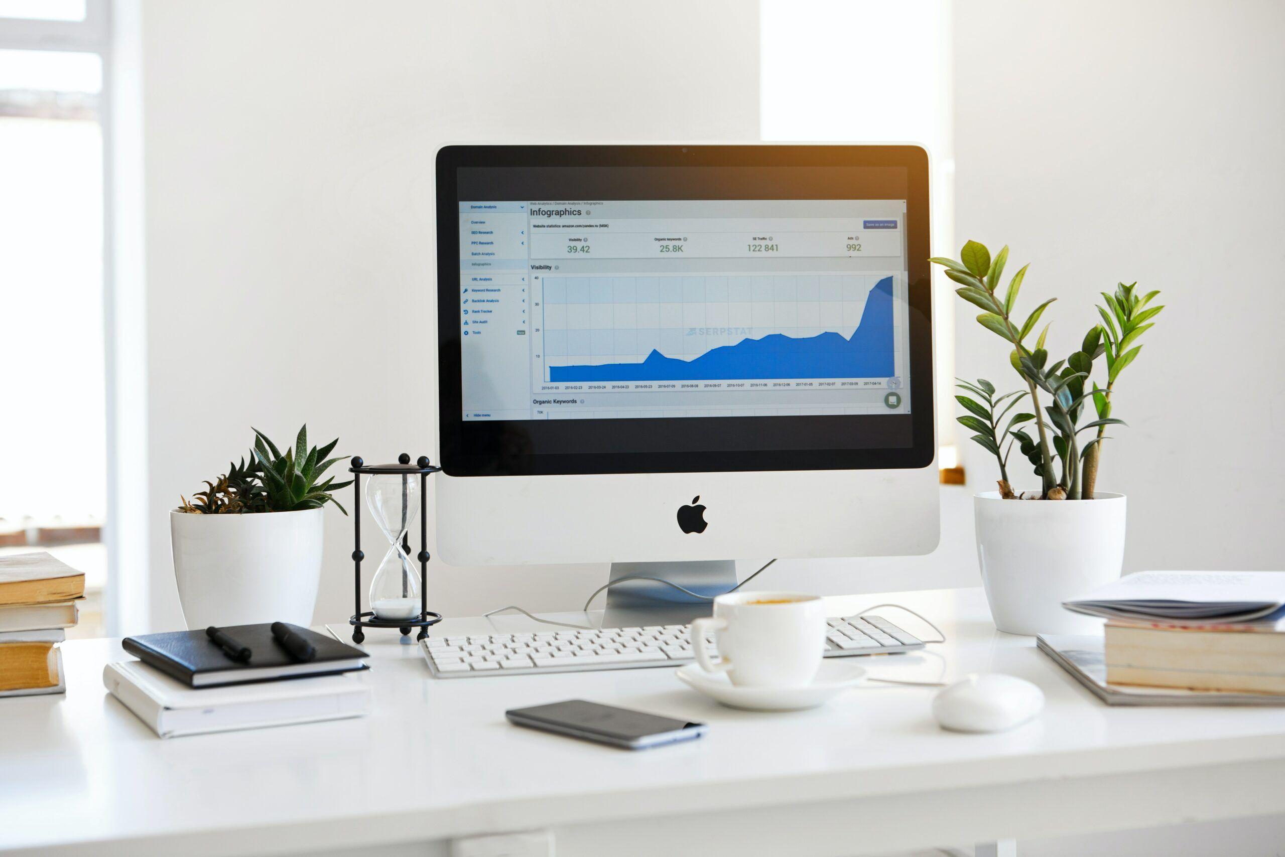 Product tracker chart Jungle Scout
